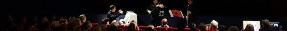 Prochains concerts du Ciné-Trio  : le 17 novembre au Festival du Vexin
